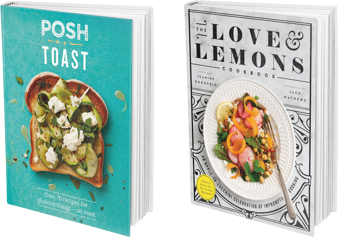 Two Cookbooks